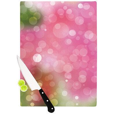 Kess InHouse * GYPSY BOKEH * Cutting Board Art Glass 11.5 by 15.75-Inch NIB