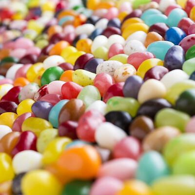 BERRY BLUE Jelly Belly Candy Jelly Beans 3 LB BULK FS