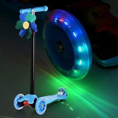 Micro Wheel - 80Mm Led Flash Wheel Mini Or Maxi Micro Scooter Flashing Lights Back Rear  ND