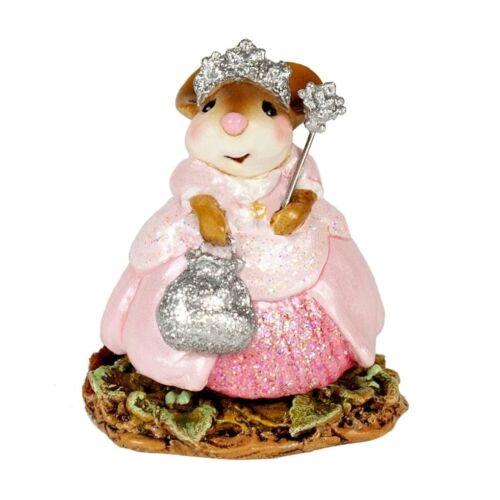 Wee Forest Folk M-694 Glitter Princess - Pink (NEW)