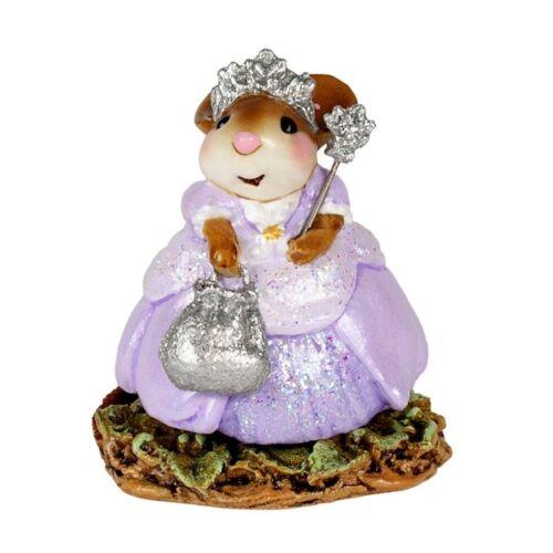 Wee Forest Folk M-694 Glitter Princess - Lavender (NEW)