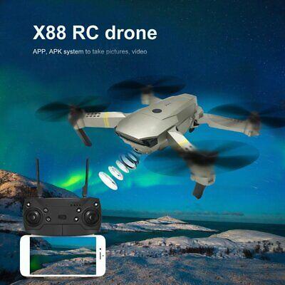 DJI Mavic Pro Platinum Clone Drone Wifi FPV 4K HD Camera Foldable RC Quadcopter