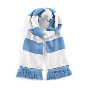 Sky-Blue-White-Coventry-City-FC-Traditional-Retro-Football-Varsity-Bar-Scarf