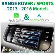 Range Rover CarPlay Android Auto Installation Clayton Monash Area Preview