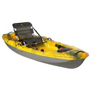 Pelican Catch 100 Angler Kayaks- Instock and Available Next Week
