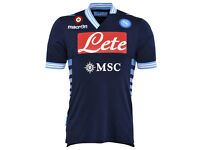 Napoli 12/13 Authentic 3rd Shirt (New W/O Tags)