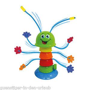 wasserspiel f r kinder wasserspritzende raupe kinderspiel sprinkler wasserspiel ebay. Black Bedroom Furniture Sets. Home Design Ideas