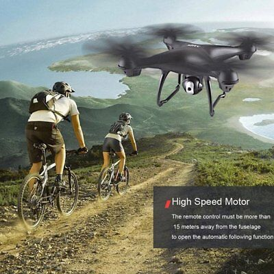 4 Axes S70W Full HD 1080P Dual GPS-2.4GHz WiFi/FPV Drone Quad Copter Aircraft AZ