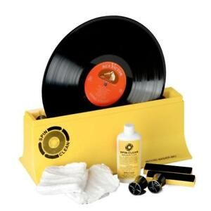 Vinyl Record Cleaner - SPIN-CLEAN Record Washer System! BRAND NEW - FREE SHIPPING!