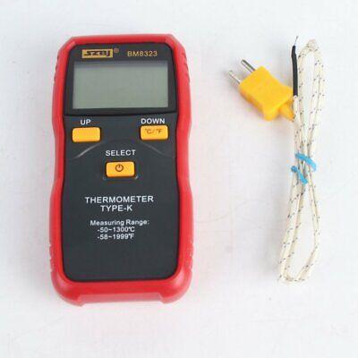 Szbj Bm8323 Digital Thermocouple Thermometer Temperature Meter K-type Tester Nd
