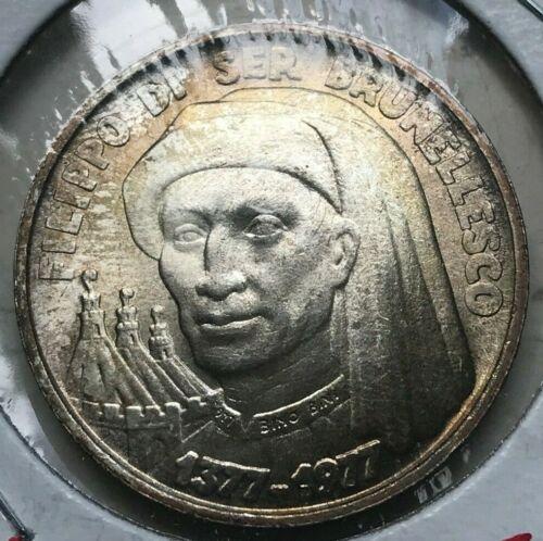 1977 San Marino 1000 Lire - Birth of Brunelleschi