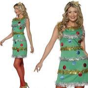 Ladies Christmas Fancy Dress