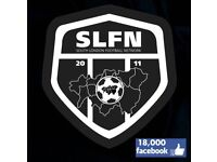 Looking for somewhere to play football? Play football in London, find football in London, SLFN. gr4