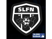 Looking for somewhere to play football? Play football in London, find football in London, SLFN.h28