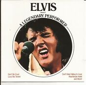 Elvis Love Me Tender CD