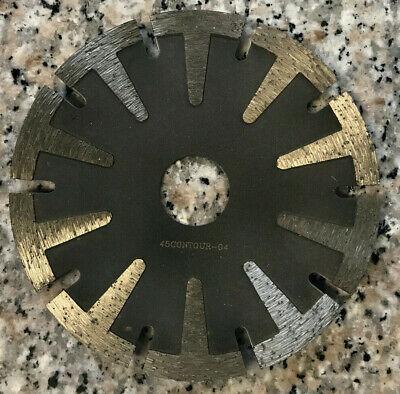 4.5 inch Contour Diamond Blade (45CONTOUR-04) Diamond Contour Blade