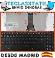 Teclado Para Portatil Ibm Lenovo 25214739 En Español Con Ñ Negro - lenovo - ebay.es