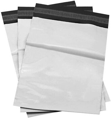 Shipping Poly Mailers Envelopes Self Sealing Plastic Mailing Bags Choose Size