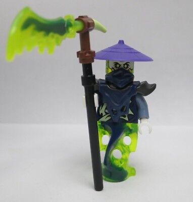 Scythe Master Ghoultar Ghost Warrior 70732 Ninjago  LEGO Minifigure Mini Figure