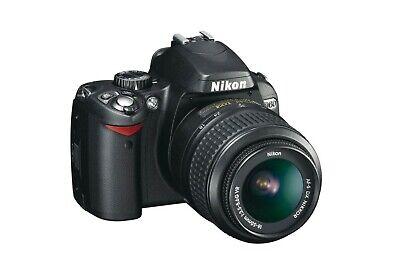Nikon D60 10.2MP Digital SLR Camera with Sigma 70-300 Lens