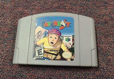 Paperboy (Nintendo 64, 1999) N64