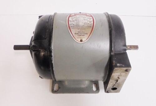 VINTAGE DELTA MILWAUKEE ELECTRIC MOTOR 1930