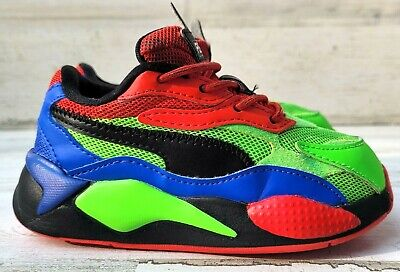 Puma Rs-X3 Tailored Ac Lace Up   Toddler Boys  Sneakers Shoes Casual   - Size 8