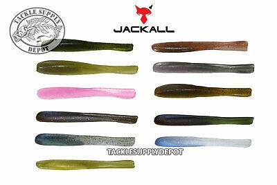 Jackall Crosstail Shad Drop Shot Bait 3inJDM - Pick (Drop Shot Lure)