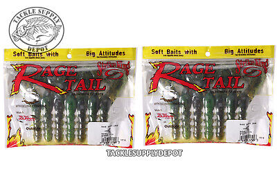 Strike King Supa Fry Perfect Plastic Finesse Baits Any 17 Colors KVDSF4.5 Lures