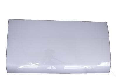 NEW Silver 03-06 Chevy Silverado SS RH Passenger Rear Door Cladding Body Molding