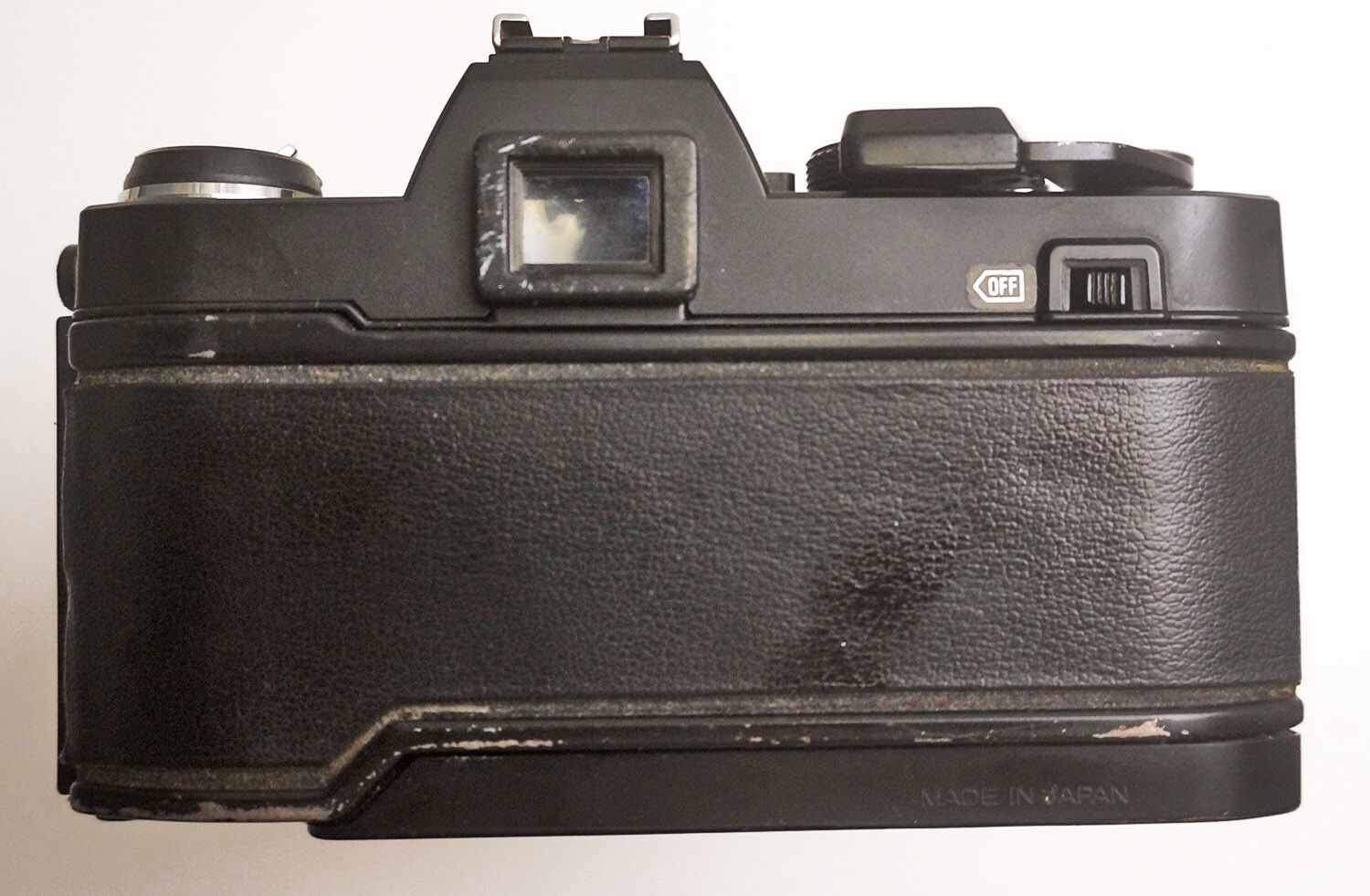KONICA AUTOREFLEX TC, 35mm Camera With Underground Zoom 3.9/80-200 Lens - $65.00