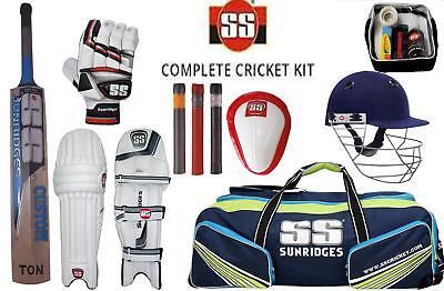 4718eb277 SS TON Full Cricket Kit (Bat