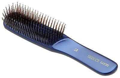 Hair Care Brush IKEMOTO SEN705-BL Standard L Size BLUE Popular Made in JAPAN