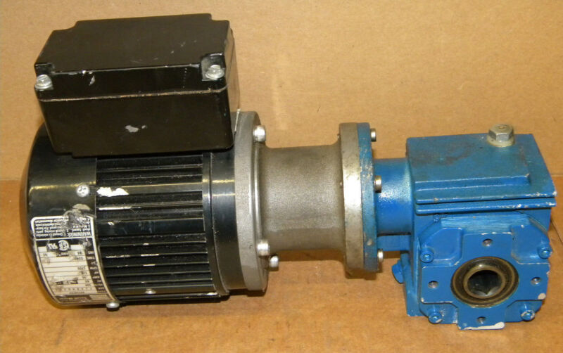 BODINE 42Y3BFPP MOTOR WITH BOSCH 20:1 REDUCER