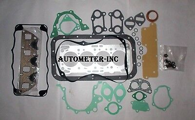 Suzuki Head Bottom Gasket Set Sj410 Carry Super Samurai Gypsy Drover Santana