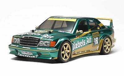 Tamiya Mercedes Benz 190E 2.5-16 Evo-II Zakspeed Body Parts Only.For TT-01/TT-02