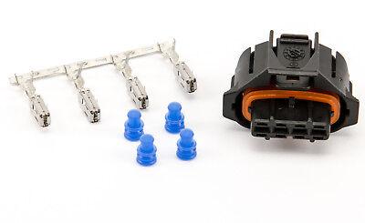 LKW AMP Superseal Stecker Set 2-polig 0,75-1,50 mit Gummitülle KFZ BOOT