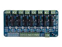 Crydom CSD2425 Solid State Relay SSR 25A CNC 3D printer Arduino hobby 3.5-15V