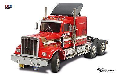 TAMIYA 1:14 RC US Truck King Hauler Bausatz 56301