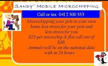 Microchipping your pets Perth Region Preview