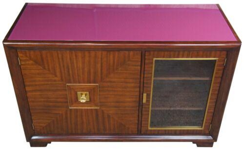 Henredon Celerie Kemble Andrew Server Modern Rosewood Buffet Dry Bar Sideboard