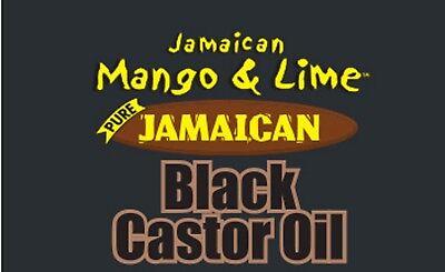 Jamaican Mango & Lime Black Castor Oil Full Range/Oils,Shampoo,Conditioner,cream
