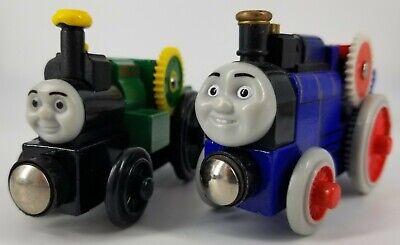 Fergus & Trevor Trains Thomas the Train 100% Genuine Wooden Railway Sodor