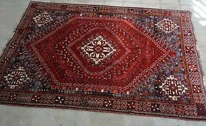 Collectable Qashqaai (Shiraz) Tribal Handmade Persian Rug-176x235 Hornsby Hornsby Area Preview