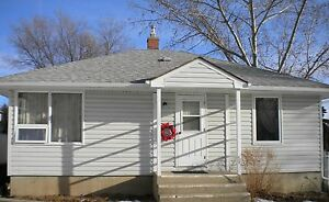 Moose Jaw Two Bedroom Bungalow