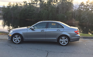 2013 Mercedes-Benz C-Class C300 Sedan