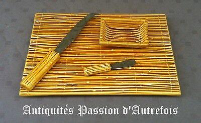 B2018140 - Planche à pains en céramique - Famex - France -Très bon état