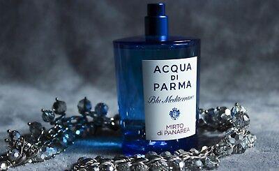 Acqua Di Parma Blu Mediterraneo Mirto Di Panarea 150 ml EDT aqua