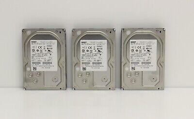 3x 3TB Hitachi HGST HUS724030ALS641 7200RPM 3.5