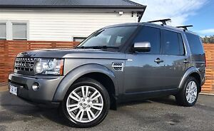 2009 Land Rover Discovery 4 TURBO DIESEL HSE South Launceston Launceston Area Preview